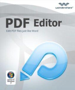 Wondershare PDFelement Crackv