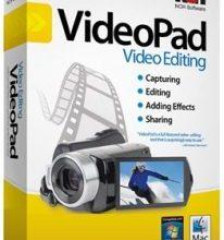 NCH VideoPad Video Editor 10.64 Crack & License Key Free …