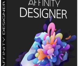 Serif Affinity Designer Crack [1.10.0.1124]  With Keygen (2021) Download